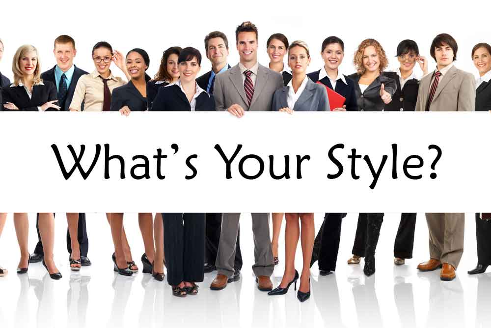 Understanding Four Sales Personality Types – aka Selling Styles Blog