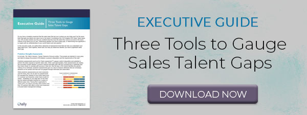 Download guide - Three Tools to Gauge Sales Talent Gaps
