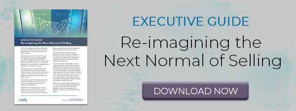Download Re-imaging the next normal of selling